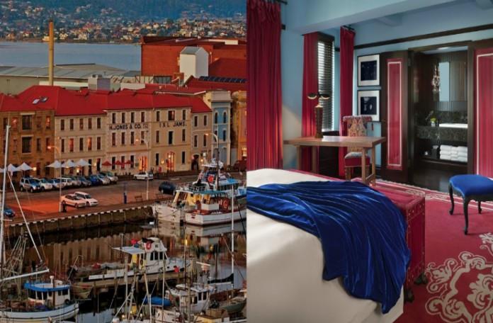WORLD'S BEST ART HOTELS..