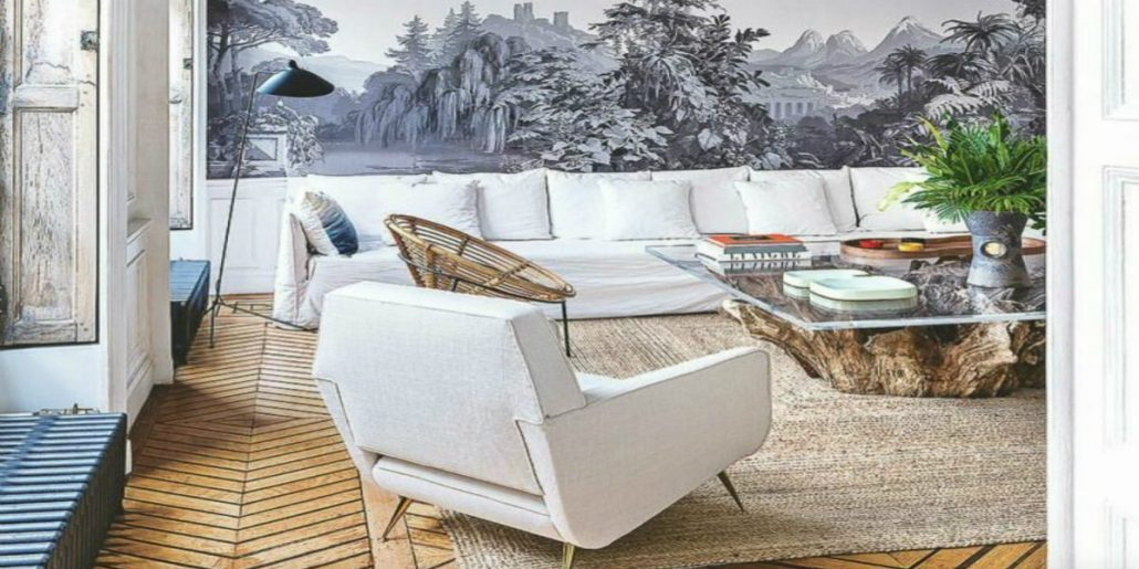 REFLECT THE WINTER COLOR 'WHITE' TO YOUR SPACES