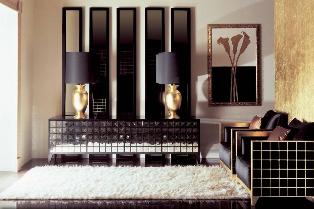 TIMELESS STYLE 'ART DECO' AT INTERIORDESIGN