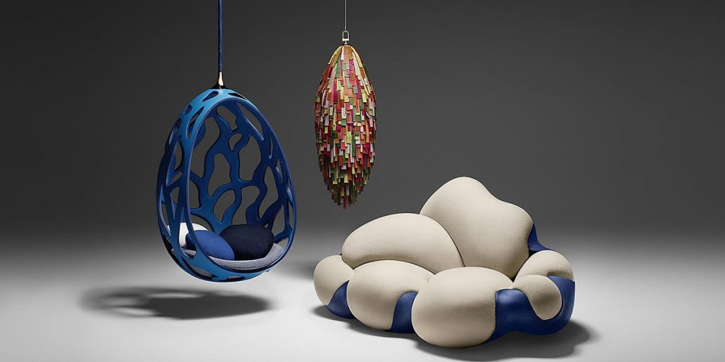 SPECIAL SELECTIONS FOR YOUR HOME FROM THE MILANO FURNITURE FAIR