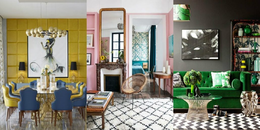 THE BEST CHOICE FROM 2017 COLOR PALETTE FOR YOUR HOME.